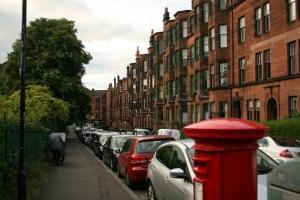Glasgow, Scotland.