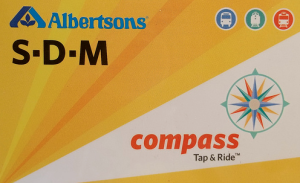 Not much point using Compass Card unless you use it every day.