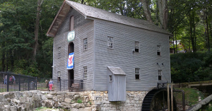 Beck's Mill. Southern Indiana.